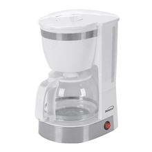 Brentwood TS-215W 10-Cup Coffee Maker, White