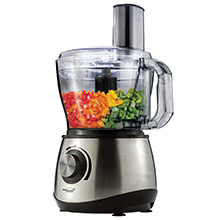 Brentwood Select FP-581 9-Cup Food Processor, Stainless Steel