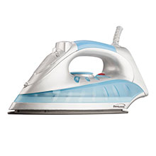 Brentwood MPI-60 Non-Stick Steam Iron, Silver