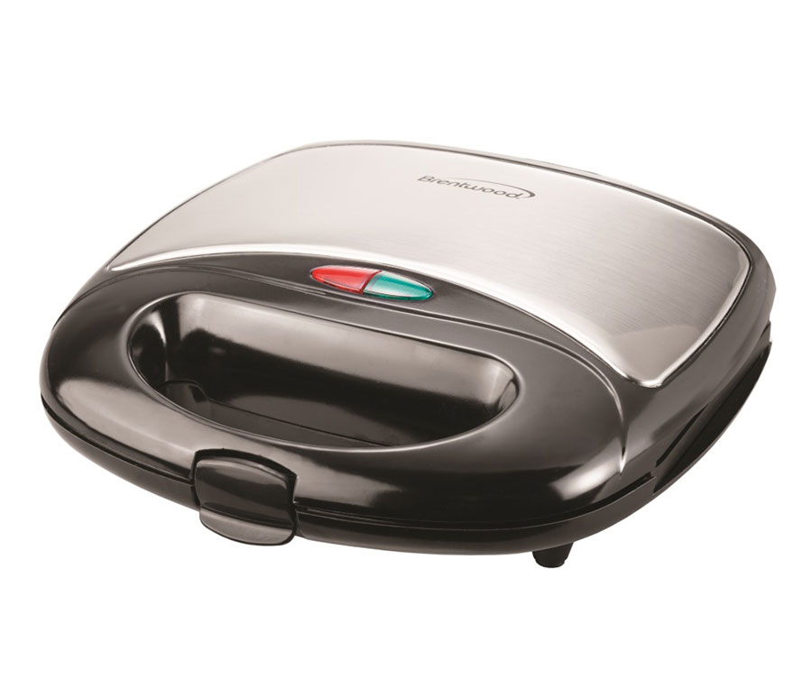 Bwood Ts 246 Non Stick Panini Press And Sandwich Maker Black Appliances