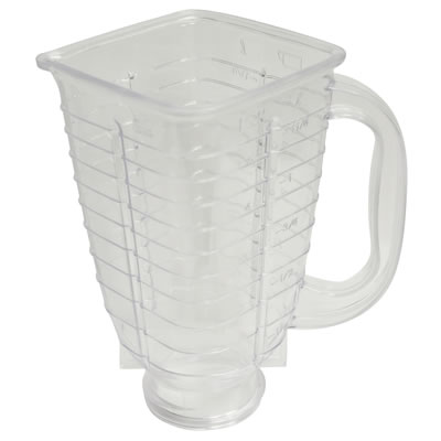 1.25 Liter Complete Plastic Replacement Set - Compatible with Oster<sup>®</sup> Blender (700049)