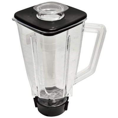 1.25 Liter Complete Plastic Replacement Set - Compatible with Oster<sup>&#174</sup> Blender (700463)