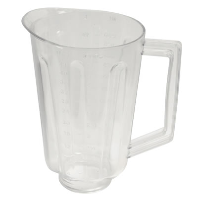 1.25 Liter Plastic Jar Replacement - Compatible with Hamilton Beach<sup>&#174</sup> Blender (700452)