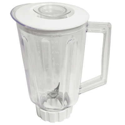 1.25 Liter Completn Beach<sup>®</sup> Blender (700469)e Plastic Replacement Set - Compatible with Hamilto