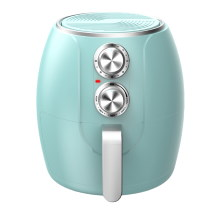 Brentwood AF-300BL 3.2-Quart Electric Air Fryer, Timer & Temp. Control, Blue