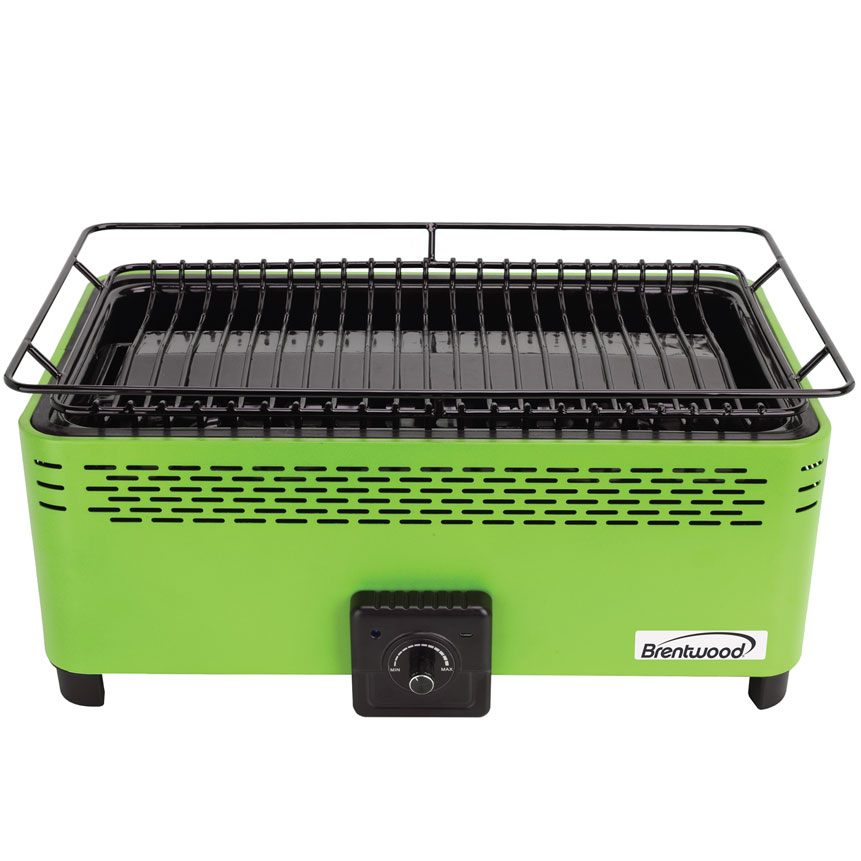 Portable Smokeless BBQ - Green