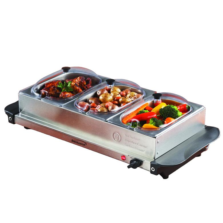 Buffet Server Warmer Brentwood Appliances