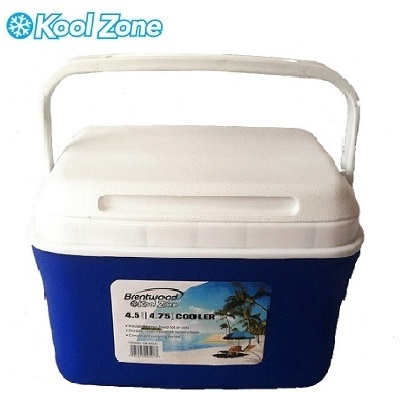4.5 Liter (4.75Qt) Cooler Box / Ice Chest