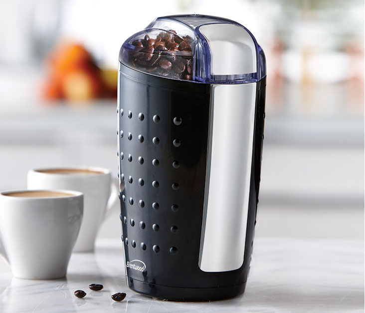 Kitchen Essential Coffee Grinder - Black