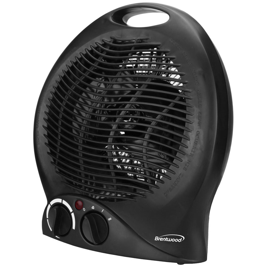 (H-F301BK) Fan Heater
