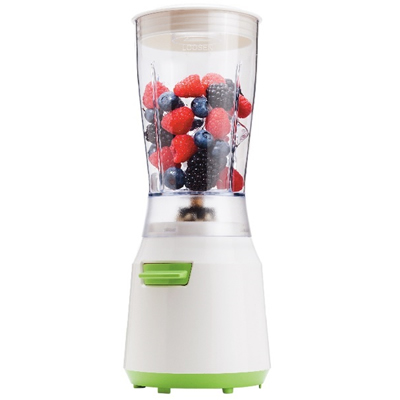 JB-191 14oz. Personal Blender in White/Green