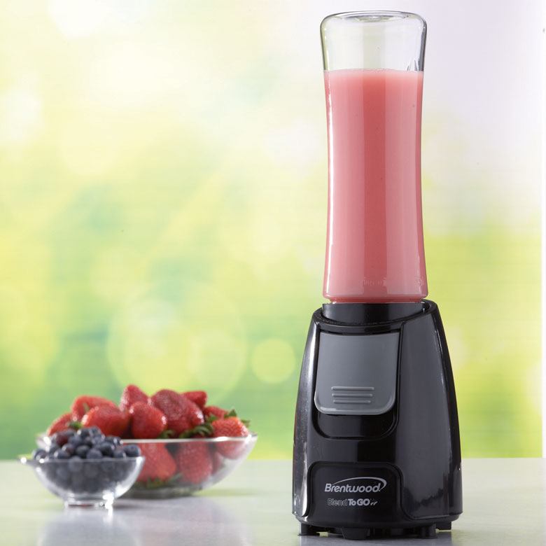 (JB-195) Blend-To-Go Personal Blender - Black