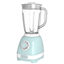 Brentwood JB-330BL 2-Speed with Pulse Blender, Blue