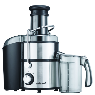 JC-500 Power Juice Extractor 800W in Stainless Steel Body