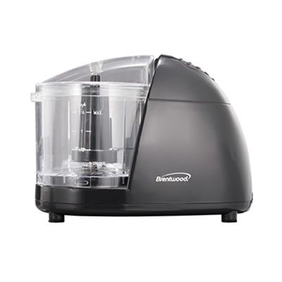 (MC-106) Mini Food Chopper in Black