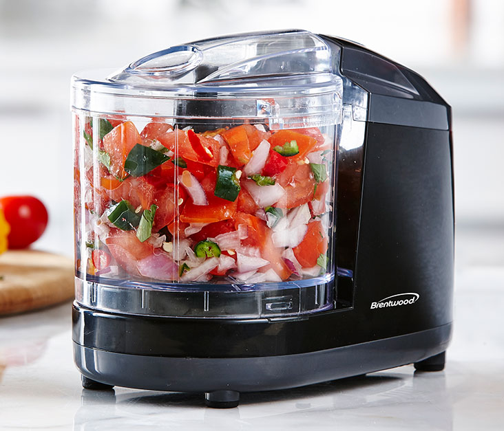 Kitchen Essential Mini Chopper - Black