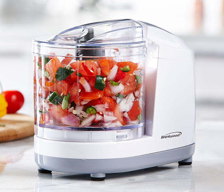 Kitchen Essential Mini Chopper - White