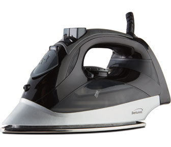 (Coming Soon) (MPI-90BK) Steam Iron With Auto Shut-OFF (Black)