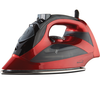 (Coming Soon) (MPI-90R) Steam Iron With Auto Shut-OFF (Red)