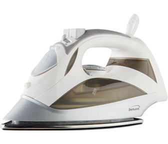 (Coming Soon) (MPI-90W) Steam Iron With Auto Shut-OFF (White)