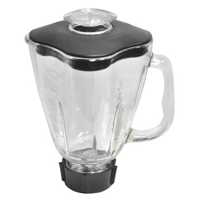 1.75 Liter X-Large Glass Jar Set Replacement - Compatible with Oster<sup>&#174</sup> Blender (P-OST723)