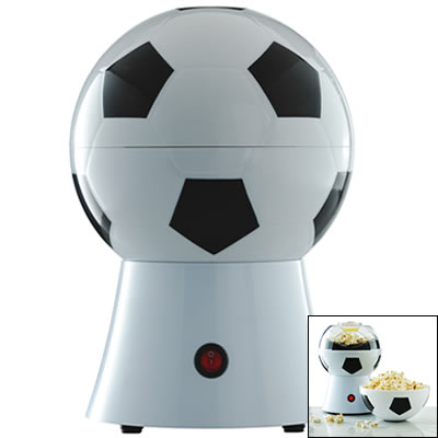 (PC-482) Soccer Ball Popcorn Maker