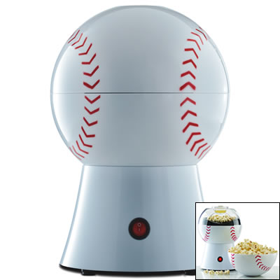 (PC-485) Baseball Popcorn Maker