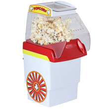 Brentwood PC-487 Classic 8-Cup Hot Air Popcorn Maker