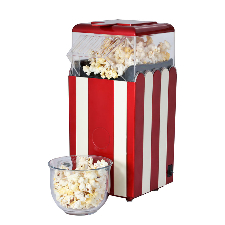 PC-488R Stripped Popcorn Maker