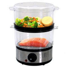 TS-1005 2-TIER FOOD STEAMER
