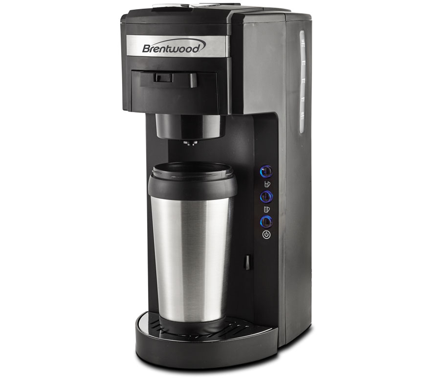 COMING SOON:(TS-114) Single Serve Coffee Maker