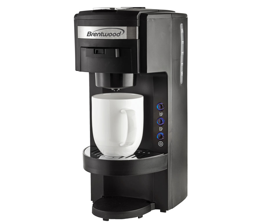 Brentwood Ts 114 K Cup 174 Single Serve Coffee Maker With