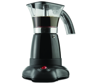 COMING SOON: (TS-118BK) Moka Expresso Maker –Black
