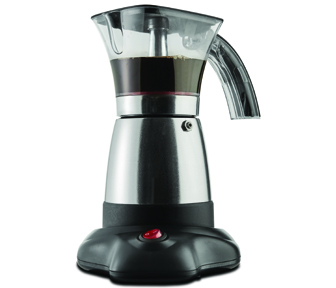 COMING SOON: (TS-118S) Moka Expresso Maker –Stainless Steel