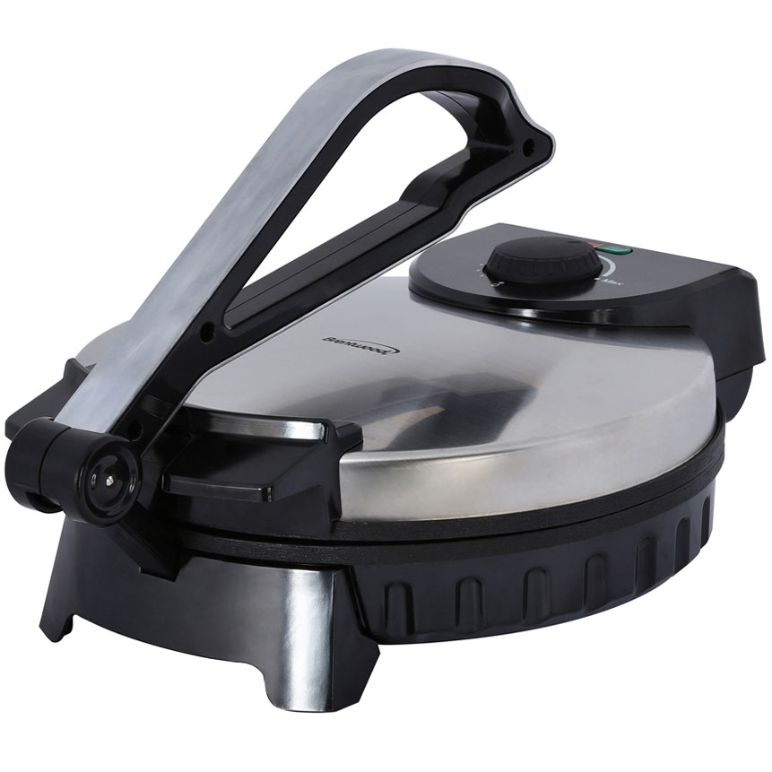 Electric Tortilla Steamer ~ Tortilla makers brentwood appliances