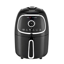 Coming Soon - Brentwood AF-202BK 2-Quart Small Electric Air Fryer, Timer & Temp. Control