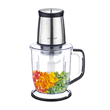 Coming Soon - Brentwood FP-544S 300-Watt 4-Blade 6.5 Cups Food Processor, Stainless Steel