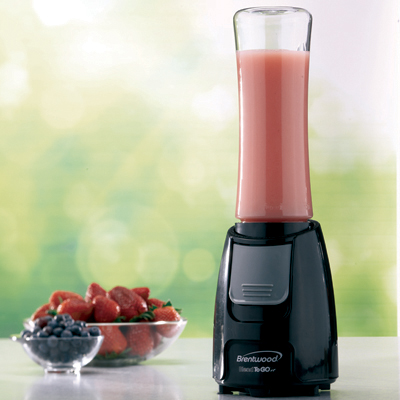 JB-195 Blend-To-Go Personal Blender - Black