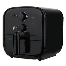 Coming Soon - Brentwood AF-100BK 1-Quart Small Electric Air Fryer, 60-Minute Timer & Temp. Control, Black