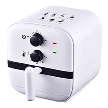 Coming Soon - Brentwood AF-100W 1-Quart Small Electric Air Fryer, 60-Minute Timer & Temp. Control, White