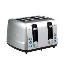 Coming Soon - Brentwood Select TS-447S Extra Wide 4-Slice Toaster, Stainless Steel