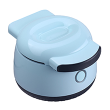 Brentwood TS-1401BL Waffle Bowl Maker, Blue